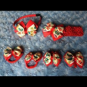 Other - Brand new handmade girl hair accessory sets